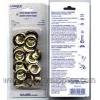 Extra Large Grommets - Gold